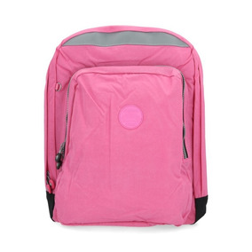 Mochila Mediana Escolar Compartimiento Lap Backpack Mtd2201