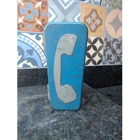 Antigo Telefone - Metal