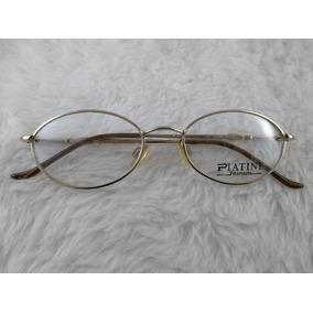 Armação Para Óculos De Grau Platini - Óculos no Mercado Livre Brasil 9c38c60dd2