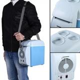 Mini Refrigerador Personal Calienta Y Enfria 12v 7.5l Carro