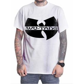 Camiseta Camisa Personalizada Grupo Wu Tang Clan Hip Hop 10 955fb43afcb6b