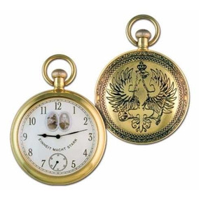 159ba8429e4 Coleção Relógios Históricos - Otto Von Bismarck Novo !