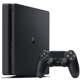 Playstation 4 Slim 500gb Sony Ps4 Hdr Bivolt Envio Imediato