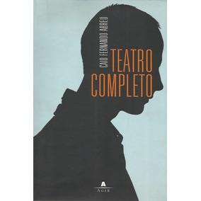 Livro: Teatro Completo - Caio Fernando Abreu