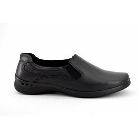 Calzado Confort Flexi Para Dama 48301 Negro [fff1128]