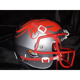 Casco Schutt Recruit Hibrido Xs Infantil
