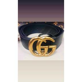 Correa Gucci Negra Bandera De - Accesorios de Moda en Mercado Libre Perú e73eb008a5a