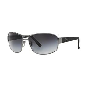 Oculos Sol Ray Ban Rb3503l 029 8g 66mm Grafite Fosco L Cinza e39721243c