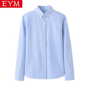 Mujeres Blusa Camisa 2018 Nueva Eym Brand Algodón Oxford Cam ad63cd70e73