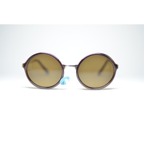 Oculos Redondo Pequeno Marron De Sol - Óculos no Mercado Livre Brasil 8ad751cb1e