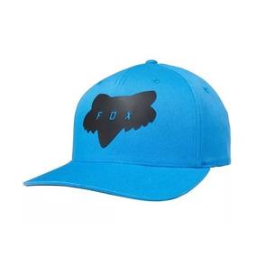 Gorras Fox Flexfit Azul en Mercado Libre México dbcc92b4483