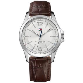 Reloj Tommy Hilfiger Casual Elegante Correa Piel