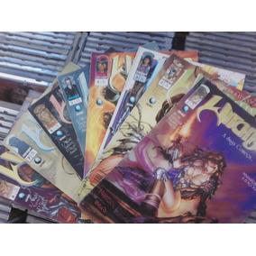 Gibis Witchblade Em 8 Edicoes Completa