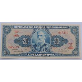 Cédula C023 Fe 20 Cruzeiros