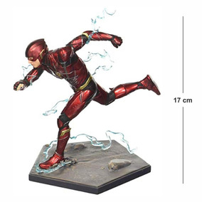 Action Figure Liga Da Justiça Flash 17cm