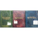 Trilogia El Señor De Los Anillos Importada Dvd