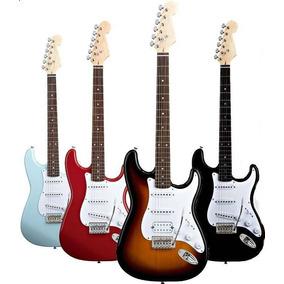 Guitarras Electricas Stratocaster Importadas Curso En Cd