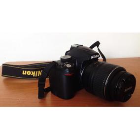 Nikon D3000 Réflex Excelente Condiciones