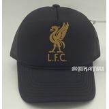 Boné Liverpool Fc Preto Liga Inglesa Trucker Futebol 7614e33bbb903