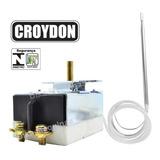 Croydon Termostato Chapa Panquequeira Crepeira Char Broiler