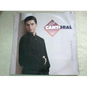 f620c317df Disco Lp Jose Cantoral - Orgullo - Lp Nuevo Sellado
