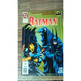 Batman Duelo De Murciélagos Tomo 3