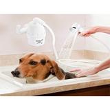 Ducha Higienica Fame 220v 4000w Flex Salão E Pet Shop