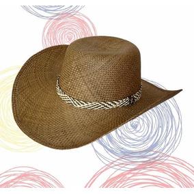 Sombrero Modelo Sabanero Iraca Legitima - Sombreros para Hombre en ... fd4f80b7fd3