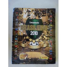 Álbum Campeonato Brasileiro 2010! Completo!