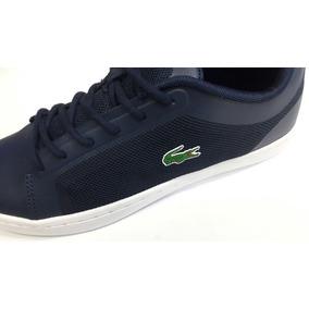 Zapatillas Tenis Lacoste Hombre Original Ultima Coleccion 5be0ac7cf7