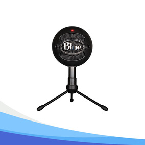 Microfono Blue Mic Usb Snowball Ice Capsula - Tienda Oficial