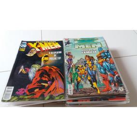 Coleção Fabulosos X-men Completa - Ed. Abril