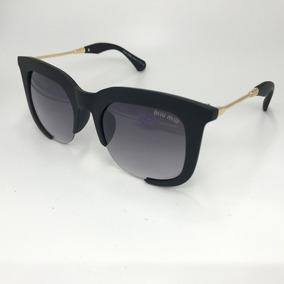 Óculos De Sol Feminino Quadrado Metal - Óculos no Mercado Livre Brasil f9b52810d7