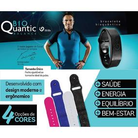 d84096296c7 Pulseira Bioquantica I9 - Pulseiras e Braceletes Unissex no Mercado ...