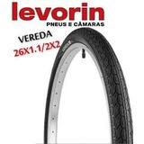 Pneu Bicicleta Levorin Vereda 26x11/2x2 Barraforte 50x584