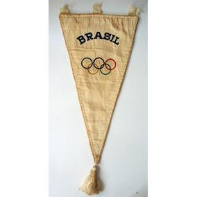 Galhardete Comitê Olímpico Brasileiro Olimpíadas Jogos