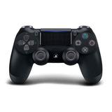 Control Inalambrico Ps4 Negro Dualshock Playstation H.c