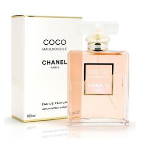 Perfume Coco Mademoiselle Eau De Parfum 100 Ml - Original