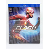 Flash Primeira Temporada Blu-ray Lacrada