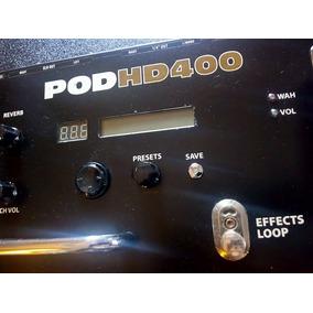 Line 6 Pod Hd400 N Boss Korg Zoom