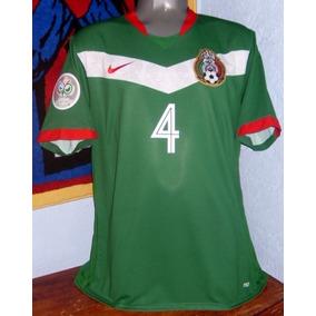 49cd42fe21ecf Mexico Nike Local Mundial Alemania 2006 Rafael Marquez Unica