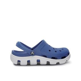 Crocs Duet Sport Clog Sea Blue Oyster