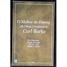 O Melhor Da Disney -as Obras Completas De Carl Barks:13 A 16
