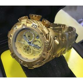 1af39b52632 Relogio Bolt Zeus Dourado Na Caixa Original Masculino - Relógios De ...