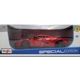 La Ferrari Auto A Escala Escala 1:18 Nunca Abierto