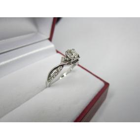 e78f10bfc526 Anillo De Compromiso 12 Puntos De Diamante. Vs 14k - Anillos Oro en ...