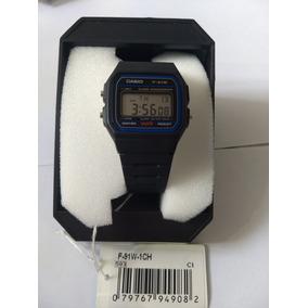 d9593aa00a1 Casio F91w Gold - Joias e Relógios no Mercado Livre Brasil