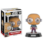 Funko Pop Maz Kanata #108 Star Wars Muñeco Original