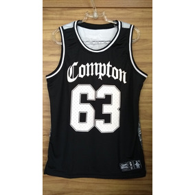 7a434569e0b43 Camiseta Regata Basquete Compton Chronic Original