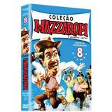 Dvd Coleção Mazzaropi O Adorável Caipira 8 Discos